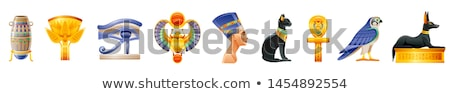 Symbols of Egypt Stock photo © dayzeren
