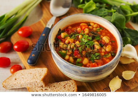 Vegetable stew Stock photo © yelenayemchuk