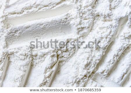 Gri beyaz kahverengi akik yalıtılmış mineral Stok fotoğraf © jonnysek