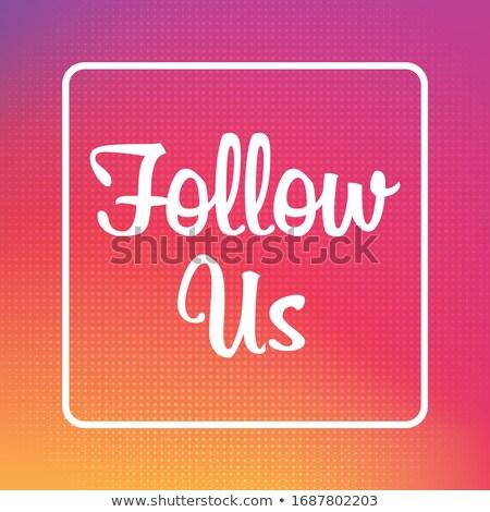 medios · de · comunicación · social · red · social · negocios · tecnología · fondo · signo - foto stock © alexmillos