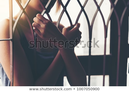 feeling trapped stock photo © lightsource