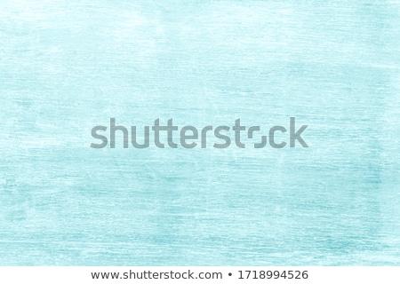 Grunge wood texture in bright blue finish stock photo © hd_premium_shots
