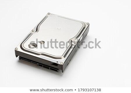 Yalıtılmış açmak donanım bilgisayar beyaz sanayi Stok fotoğraf © compuinfoto