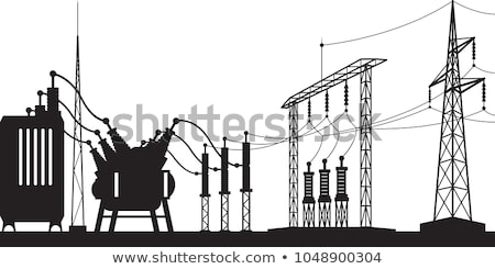 electrical substation stock photo © prill