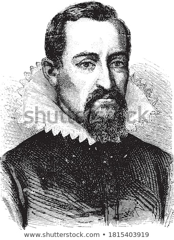 Johannes Kepler Stock photo © bluering