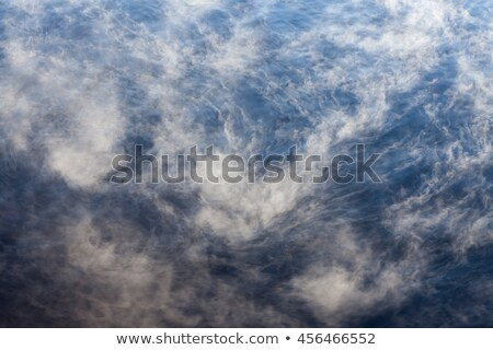 Water vapor illuminated by sunlight Stock photo © Juhku