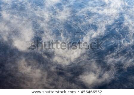 su · buhar · yüzey · soğuk · buz · gibi · güneşli - stok fotoğraf © juhku