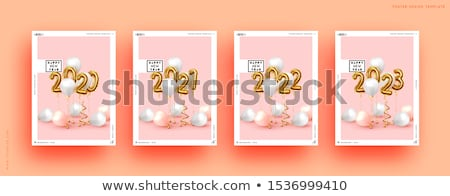 Sale, design for sale, stylish golden letters on a white background. 3D render Stock photo © user_11870380