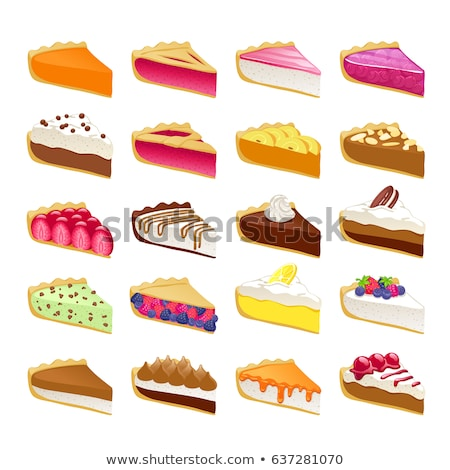 kek · ahududu · dizayn · doğum · günü · düğün · pastası · dilim - stok fotoğraf © freesoulproduction