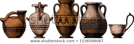 amphora Stock photo © kovacevic