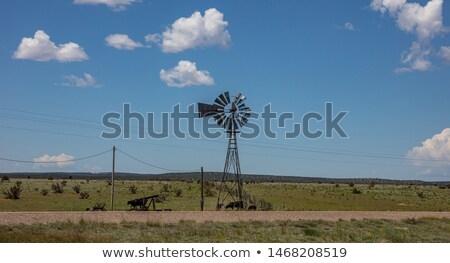Old Wind Mill Stock photo © Alvinge