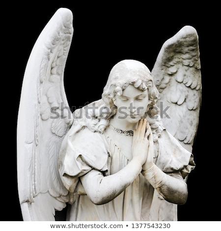 Emotional Stone Statue Stock photo © Alvinge