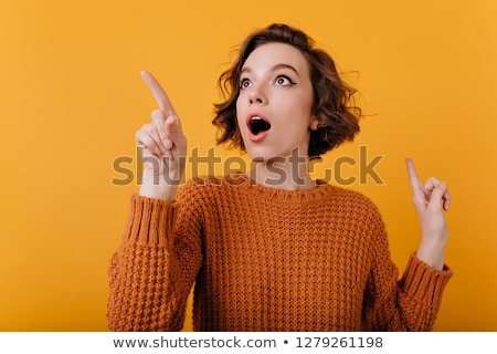 Woman suprised Stock photo © photography33