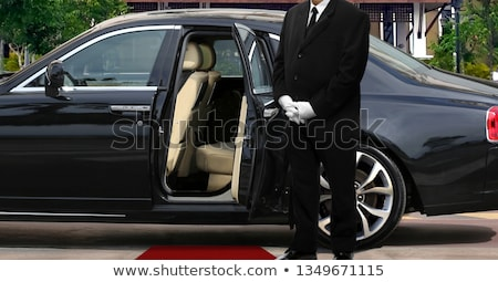 limousine Stock photo © perysty