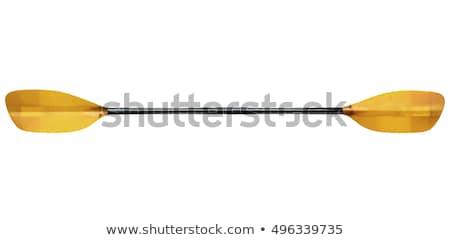 Kayak Paddle Stock photo © ifeelstock