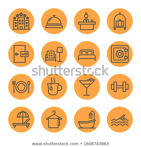hotel and restaurant signs stock photo © elenarts