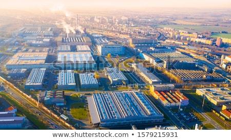 Europa indústria europeu união economia negócio Foto stock © Lightsource