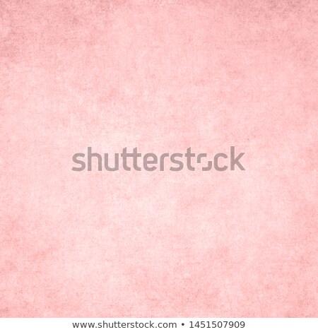 Różowy grunge pęknięty ściany farby ramki Zdjęcia stock © tungphoto