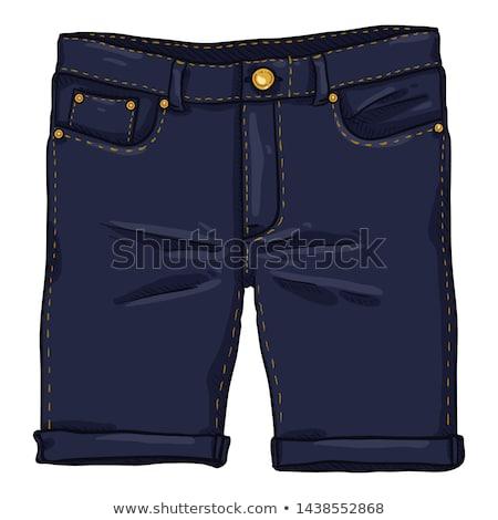 Blue jeans front  Stock photo © Taigi