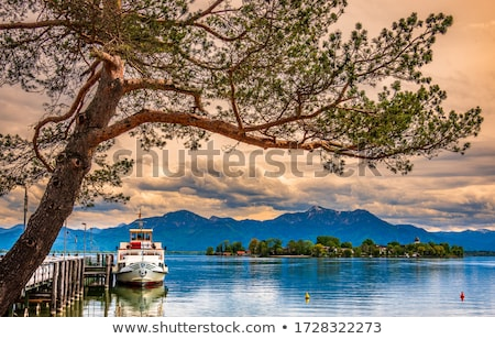 lake chiemsee stock photo © manfredxy