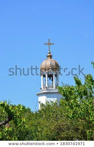 старые · православный · Церкви · двери · древесины - Сток-фото © ankarb