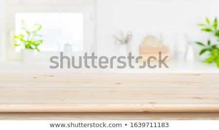 fából · készült · vág · tűzifa · textúra · fa · fa - stock fotó © fanfo