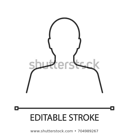 Outline People - Internet Stock photo © AnatolyM