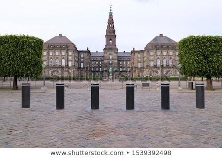 Parliament Christiansborg palace Stock photo © vichie81