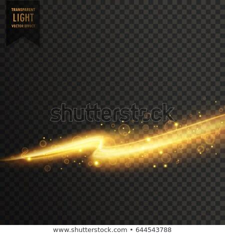 光 透明な 効果 火災 レンズ ストックフォト © SArts