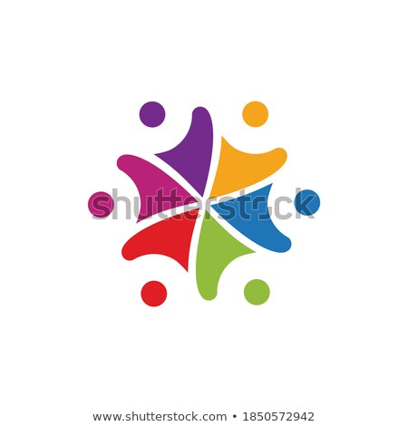 saúde · logotipo · modelo · diversão · pessoas · vida · saudável - foto stock © taufik_al_amin