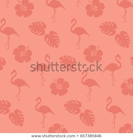 лет · праздников · Гавайи · пляж · знак · символ - Сток-фото © vector1st