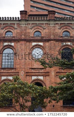 Browar budynku Bogota Kolumbia widoku miasta Zdjęcia stock © boggy