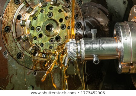 screw machine Stock photo © nuttakit