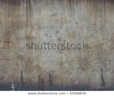 Sujo cinza bege fábrica industrial Foto stock © Melvin07