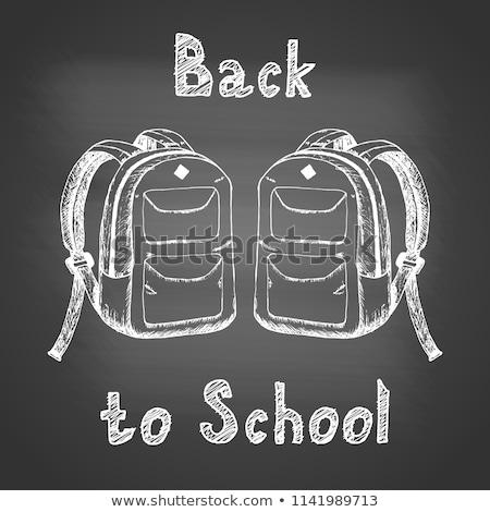 Back 2 School Stock photo © iodrakon