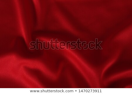Red Polyester Background Stock photo © saje