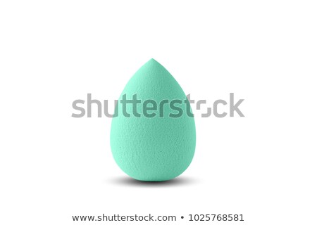 Cosmetic Sponges Isolated Stock photo © Stephanie_Zieber