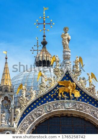 базилика статуя мнение вход архитектура Сток-фото © jkraft5
