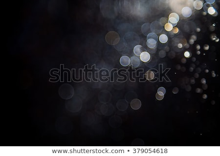 photo · bokeh · lumières · rue · sur · accent - photo stock © ryhor