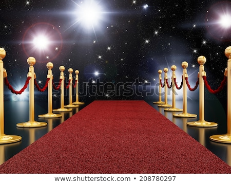 Movie Night Red Carpet Stock photo © Lightsource