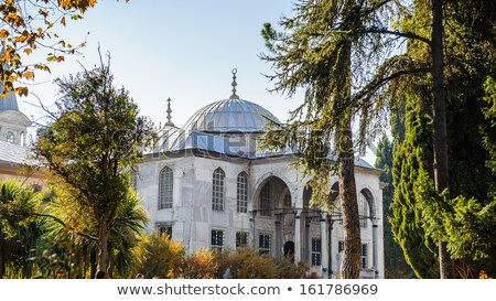 Istanbul Topkapi Palace - Library of Sultan Stock photo © Bertl123