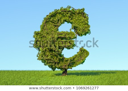 The Euro Tree - Making Money Stock photo © iqoncept