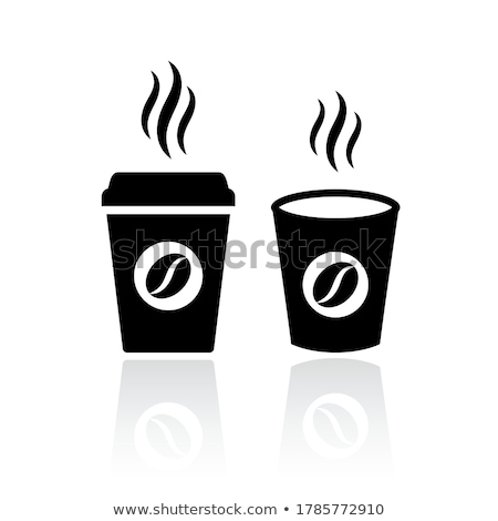 Cup of cofee Stock photo © zzve