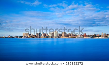 Halifax Skyline Stock photo © blamb