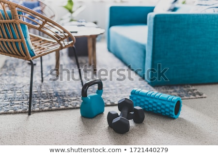 Exercise equipment Stock photo © iofoto