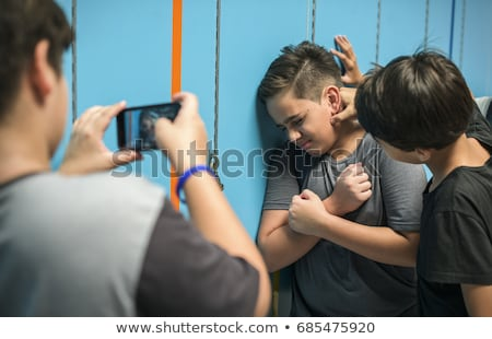School Bullying Stock photo © Lightsource