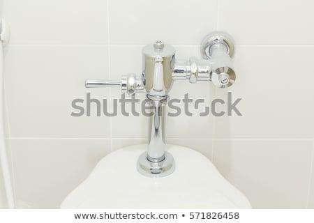 urinals in restroom Stock photo © Mikko