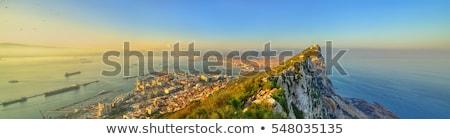 日 · 表示 · ジブラルタル · 英国の - ストックフォト © amok