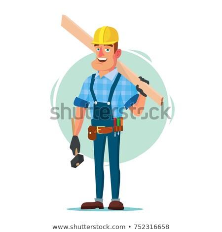 kablosuz · matkap · elektrik · bit · sığ - stok fotoğraf © highwaystarz
