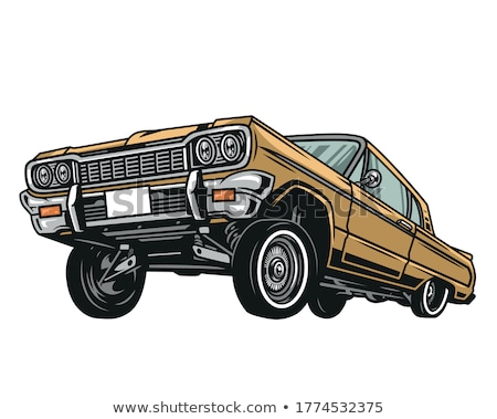 low rider Stock photo © nelsonart
